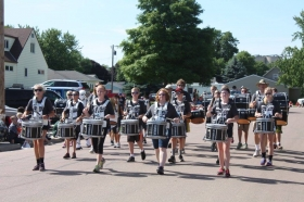 The Hull Drumline