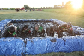 The MUD PIT Obstacle Course