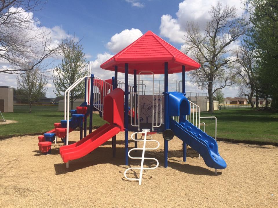 NEW Eastside Park Playground