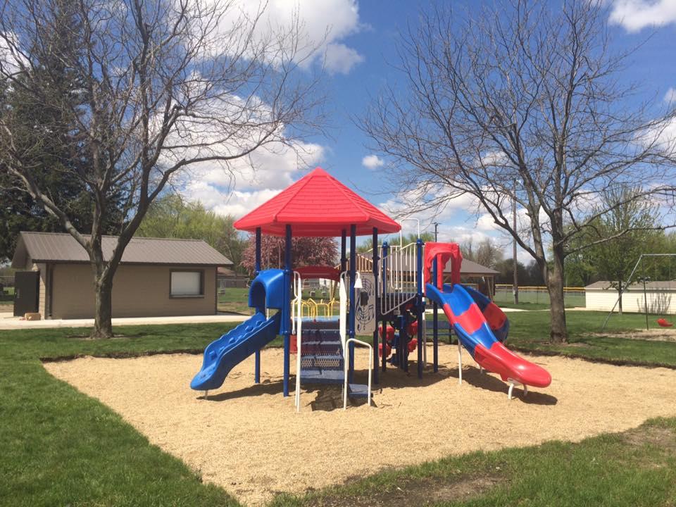 NEW & Improved Eastside Park